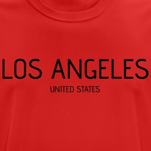 los Angeles - Men's Breathable T-Shirt