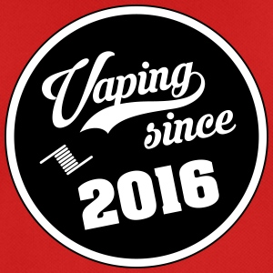 Vaping since 2016 - Men's Breathable T-Shirt