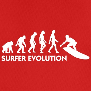 The Evolution Of Surfing - Men's Breathable T-Shirt