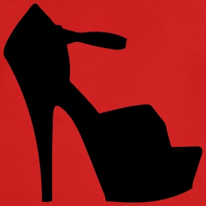 Vector highheels Silhouette - T-shirt respirant Homme