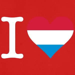 I Love Holland - Men's Breathable T-Shirt