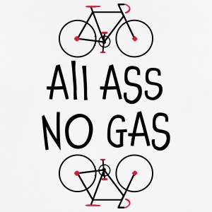 All Ass No Gas - Shirt not just for cyclists - Men's Breathable T-Shirt