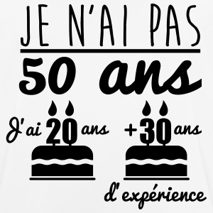 tee shirts anniversaire 50 ans spreadshirt. Black Bedroom Furniture Sets. Home Design Ideas
