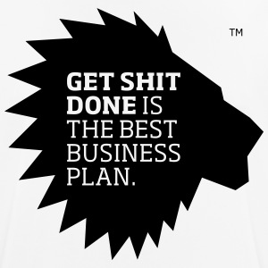 BOURROS. GET SHIT DONE. - Men's Breathable T-Shirt