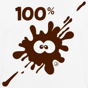 100% MUD - Men's Breathable T-Shirt