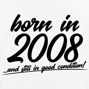 Born in 2008 and still in good condition - Men's Breathable T-Shirt
