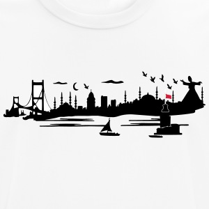 silhouette istanbul - T-shirt respirant Homme
