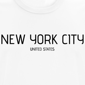 new york city - T-shirt respirant Homme