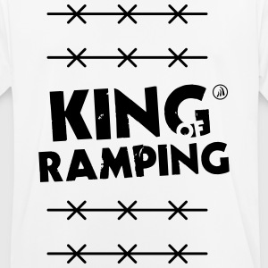 King of Ramping - Men's Breathable T-Shirt