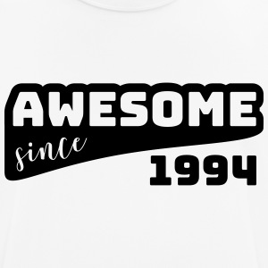 Awesome since 1994 / Birthday-Shirt - Men's Breathable T-Shirt