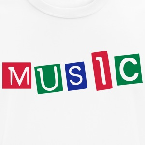 Music Kids Design - Men's Breathable T-Shirt