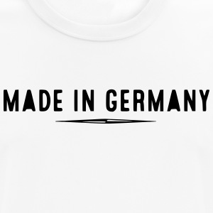 Made in Germany - Männer T-Shirt atmungsaktiv