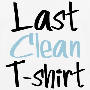 Last clean t-shirt - Men's Breathable T-Shirt