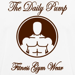 The Daily Pump Torso - Männer T-Shirt atmungsaktiv