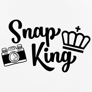 Snap King Funny Photography - Men's Breathable T-Shirt