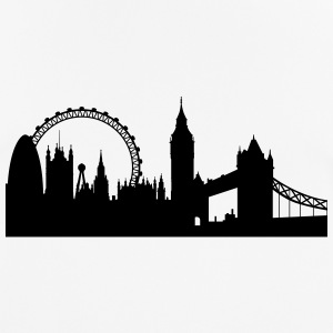 London silhuet 2 - Herre T-shirt svedtransporterende