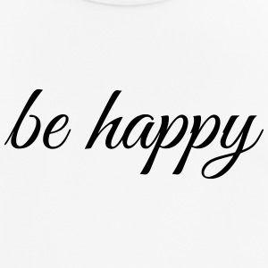 Be happy - Men's Breathable T-Shirt