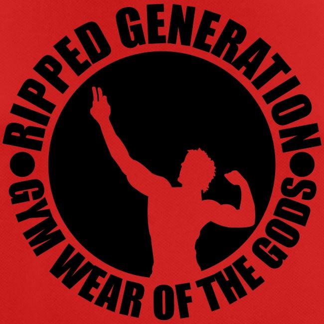 Ripped Generation Logo