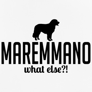 Maremmano whatelse - mannen T-shirt ademend