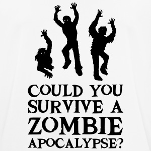 Zombi Apocalypse - Men's Breathable T-Shirt