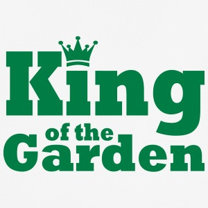 King of the Garden - Men's Breathable T-Shirt