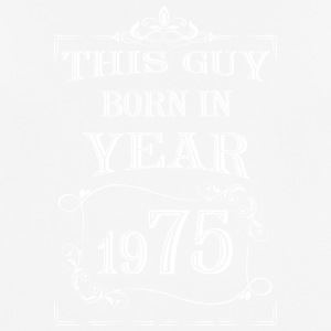 this guy born in year 1975 white - Men's Breathable T-Shirt