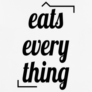 Eats everything - Men's Breathable T-Shirt