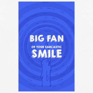 Big Fan of your smile - Men's Breathable T-Shirt
