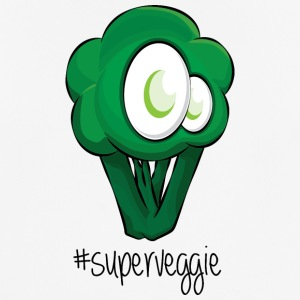 Superveggie - Pustende T-skjorte for menn