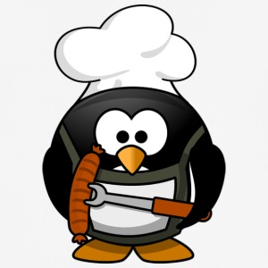 Penguin Cook, - T-shirt respirant Homme