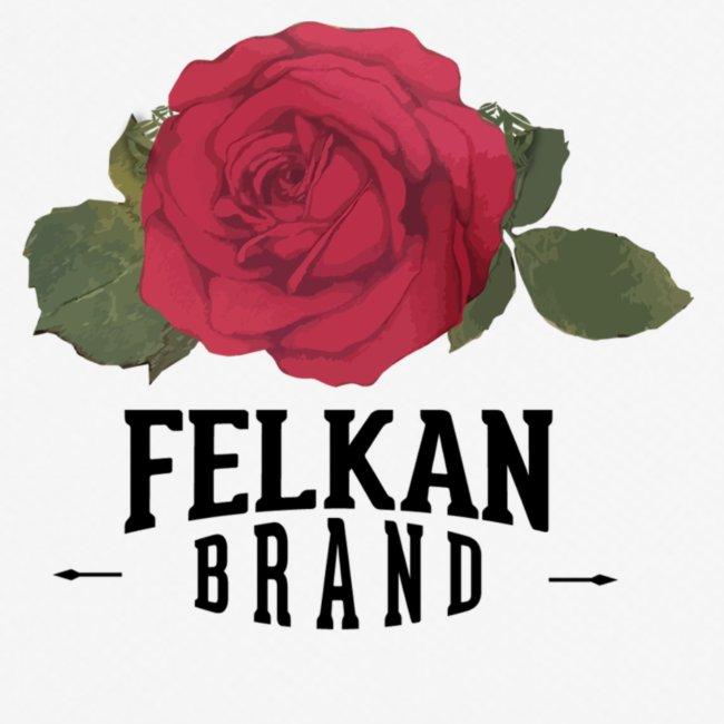 Felkan Brand: Rose Print Black