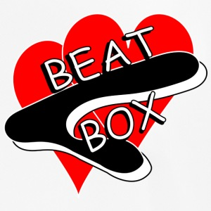 Beat Box ondergetekende 2nd Edition - mannen T-shirt ademend