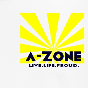A Zone raylive life proud, - Men's Breathable T-Shirt