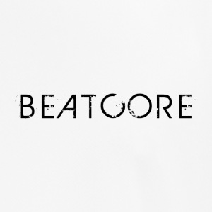 Beatcore Shirt White - Men's Breathable T-Shirt