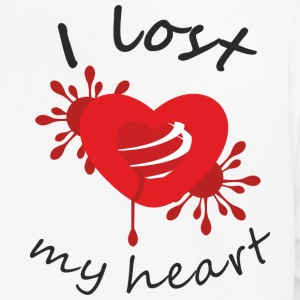 I lost my heart - Men's Breathable T-Shirt