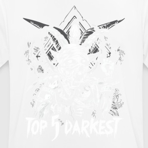 Top 5 Darkest - Men's Breathable T-Shirt