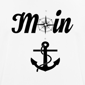 Anchor Moin Design - Pustende T-skjorte for menn