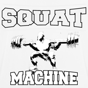 MACHINE SQUAT - T-shirt respirant Homme