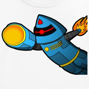 Blast off! - Men's Breathable T-Shirt