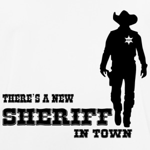 SHERIFF - Men's Breathable T-Shirt