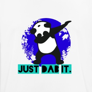 panda dab dabbing touchdown just satire krass lol - Männer T-Shirt atmungsaktiv