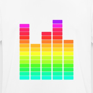 Electronic Music - Men's Breathable T-Shirt