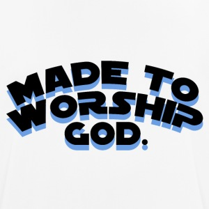 Made To Worship - Camiseta hombre transpirable