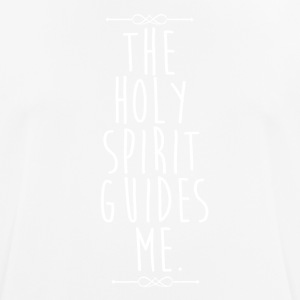 Holy Spirit guides me - Men's Breathable T-Shirt
