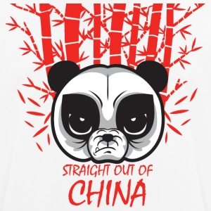 Straight out of China - Men's Breathable T-Shirt