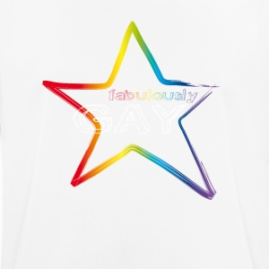 Gay star rainbow csd pride demo fabulous love lol - Men's Breathable T-Shirt