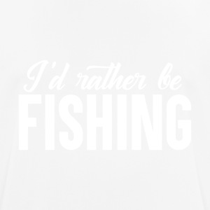 Rather go Fishing - Men's Breathable T-Shirt