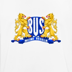 My Bus My Rules Funny T-Shirt - Men's Breathable T-Shirt