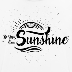 Be your own Sunshine - Men's Breathable T-Shirt