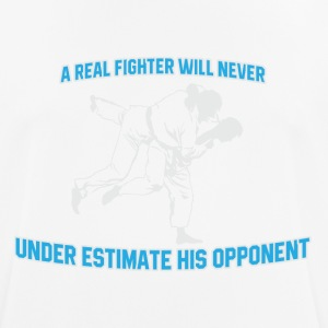 Real Fighter - Andningsaktiv T-shirt herr